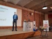 Slava Abakumov at Kharkiv WordPress Meetup #5
